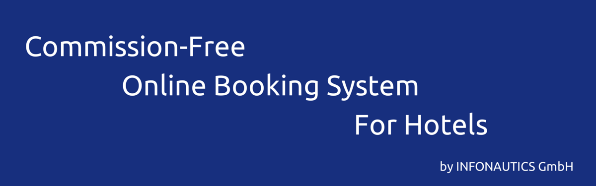 Commission-Free Online Booking System